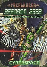 FREELANCER-REENACT 2332-TOKIO CYBER MONSTERJÄGER-Spielleiterbuch-(SC)-neu
