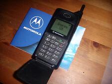 MOTOROLA 8900 GSM ESEMPLARE UNICO PERFETTO GIACENZA MAGAZZINO + BATTERIA SLIM