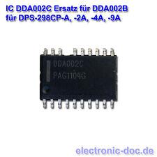 IC DDA002C = DDA002B IC601 für Netzteil DPS-298CP für LCD-TV PHILIPS