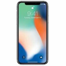 Cellulari e smartphone Apple iPhone X in argento