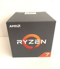 AMD Ryzen 7 1700 CPU Eight Core 3.7GHz Desktop PC Processor Socket AM4