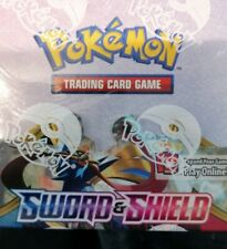 More details for pokemon sword & shield sealed booster box of 36 packs  tcg cards