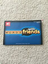 Words With Friends Board Game Replacement Instructions