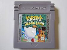 Kirby's Dream Land-Nintendo Gameboy Classic #25