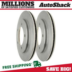 Front Disc Brake Rotors And Semi-Metallic Pads Kit For Chevrolet Tracker Suzuki Vitara