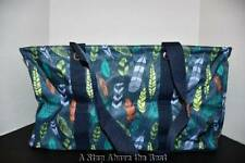 Thirty One Large Utility Tote in Falling Feathers NEW