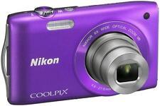 Nikon COOLPIX S3300 16,0 MP Digitalkamera - Violett