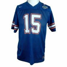 Tim Tebow NFL Football Jersey XL Blue Youth