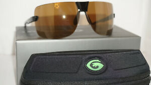 Gargoyles New Sunglasses Arnold Terminator Novus Black Brown Mirror 10700037.QTM