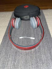 Genuine Beats by Dr. Dre Solo HD WIRED On-Ear Headphones - Red Special Edition