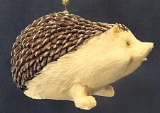 Hedgehog ceiling fan or light pull resin home decor
