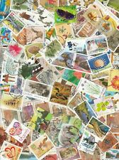 TAIWAN =b= SCANNER FULL OF COMMEMORATIVE STAMPS OVER 100 DIFF == USED CDS