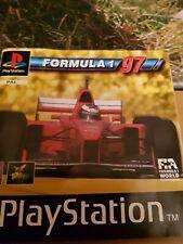 Formula 1 96 +  97 Ps1 Manuals