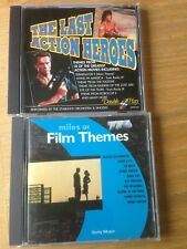 Film Themes & The Last Action Heros OVER 25 SONGS - 2 CDs ,