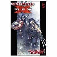 Ultimate X-Men Vol 5: Ultimate War by Mark Millar & Chris Bachalo 2006 TPB