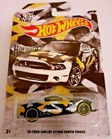 MATTEL Hot Wheels    '10 FORD SHELBY GT500 SUPER SNAKE   Brand New Sealed