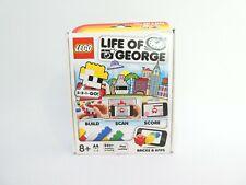 LEGO LIFE OF GEORGE 2 BRICKS & APPS SET 21201 BOX 100% COMPLETE GUARANTEE