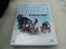 "DVD NEUF ""L'ODYSSEE SAUVAGE DE NICOLAS VANIER"""