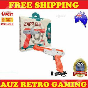 NEW Nes Zapper Zapp Gun Controller for Nintendo NES / Duck Hunt ZAP