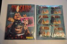 ¡ÚLTIMOS! ALBUM DE CROMOS DINOSAURS + 50 SOBRES. 1991. PANINI / STICKER PACKS