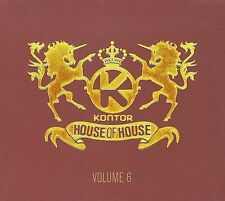 Album Dance & Electronica Compilation House Music CDs