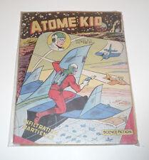 Artima  Récit Complet  Atome Kid    Série 1   N° 1    jan30
