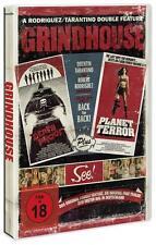 Grindhouse DEATH PROOF + PLANET TERROR Tarantino & Robert Rodriguez DVD Neu