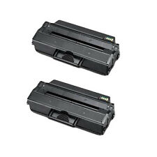 2 Compatible Toner Cartridge For Samsung MLT-D1052L ML2525W ML2580 SCX4600