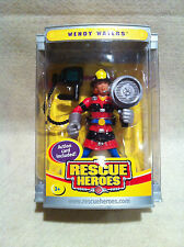 Rescue Heroes Collectors Edition Wendy Waters Firefighter Factory Sealed!