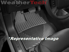 WeatherTech All-Weather Floor Mats for Lincoln MKX - 2011-2015 - Black