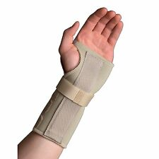 Thermoskin Thermal Wrist/Hand Carpal Tunnel Brace Left Medium 17-19cm