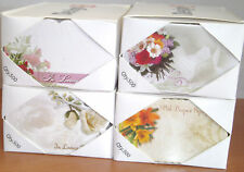 2,000ct. Floral Blank Florist Enclosure Cards Small Tags