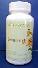 Nu Skin Nuskin Pharmanex Jungamals SCS 90 Tablets SEALED (Free Fast Shipping)