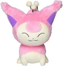 Pokemon Fit Skitty Stuffed Animal Pokemon Center Original Plush Doll <FREE ship>