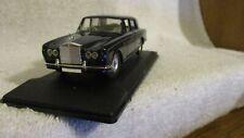 Eligor 100091 Rolls Royce Silver Shadow. Black 1/43rd.