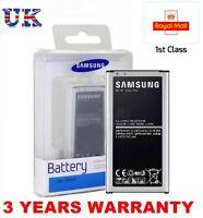 High Capacity New Samsung Galaxy S5 GT-i9600 EB-BG900BBEGWW  OEM Battery