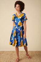 Emily and Fin Kate Shirt Dress Jardin Soleil