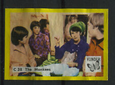 The Monkees Vintage 1960s Movie, Radio and TV Stars Vintage Matchbox Label