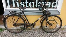 "1938er Dürkopp Tourenrad 28"" mit Rex Hilfsmotor,Oldtimer, fahrbereit, Original"