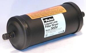 "PARKER 302V 450202 085552-03 1/4"" Automotive Reclaim Filter Dryer 134A"