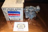 Rebuilt Carter Carburetor YFA 7206s 1977 Ford 6 Cylinder w/ Manual Transmission
