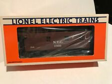 Lionel 6-17600 Brown New York Central NYC Wood-Sided Caboose BRAND NEW