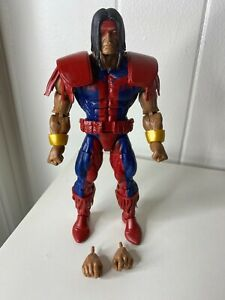 Marvel Legends Strong Guy Series WARPATH 100% Complete Mint XMen