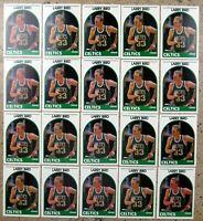 Larry Bird 1989 NBA Hoops #150 20ct Card Lot