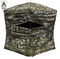 Primos 65150, Double Bull Surround View 360 Blind Truth Camo