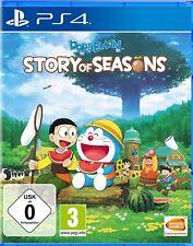 Ps4-Doraemon-story of Seasons - (nuevo con embalaje original)
