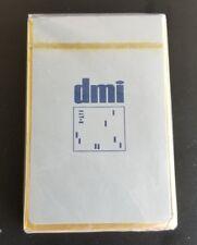 Vintage Playing Cards Deck Sealed BB B&B Advertising DMI Company