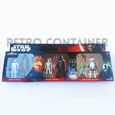 STAR WARS Kenner Hasbro Action Figure - EPIC BATTLES Saga Battle Pack 6 Figures