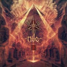 vile nilotic rites NILE CD ( BRAND NEW MASTERPIECE) LTD DIJIPACK