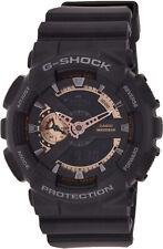 Casio G-Shock Magnetic/Shock Resistant 200m Black Resin Watch GA110RG-1A